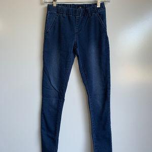 AG Girls Pull-On Skinny Jegging Jeans Size 14